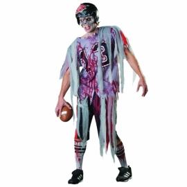 Kostým Americky Footbal Zombie
