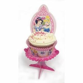 Stojan na muffin Princezné