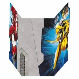 Pozvánky Transformers