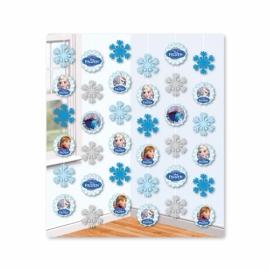 Visiace dekorácie Frozen