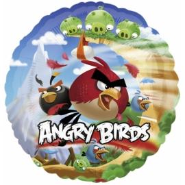 Fóliový balón Angry birds mix