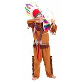 Kostým Indián 3-5 rokov