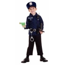 Kostým Policajt 3-5rokov