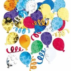 Konfety Multi Party Balloons