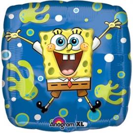 Fóliový balón Spongebob-Happy Birthday