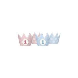 Korunky 1.narodeniny dots