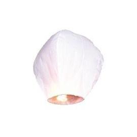 Lampión šťastia biely 1ks