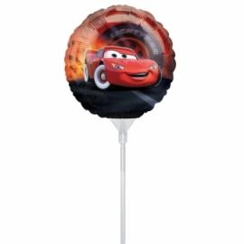 mini fóliový balón cars
