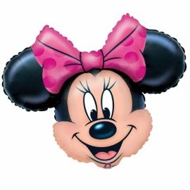 Foliový balón supershape Minnie