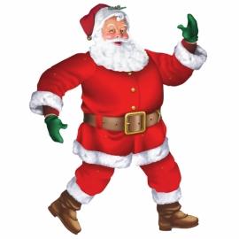 Santa Claus ozdoba
