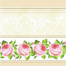 Servítky rúža
