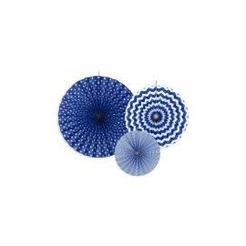 Rozetky modré