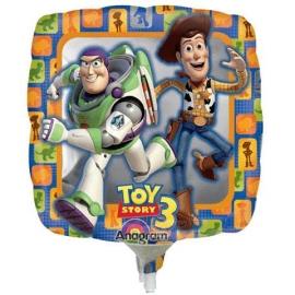 Mini foliový balón Toy Story - Woody & Buzz*