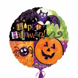 fóliový balón halloween