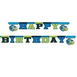 Banner Monsters University happy birthday