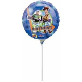 mini fóliový balón toy story