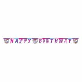 Banner Sofia happy birthday