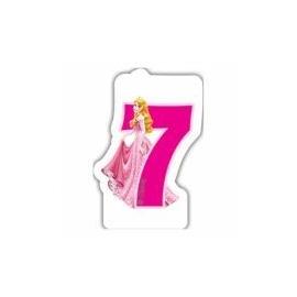 Sviečka 7 Princezné