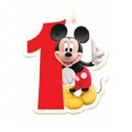 Sviečka 1 Mickey