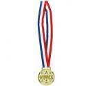 medaila víťazov