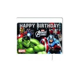 Sviečka Avengers