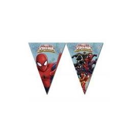 Vlajočky Spiderman