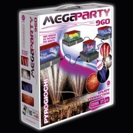 Ohňostroj Megaparty 960