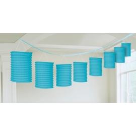 lamióny svetlo modrá