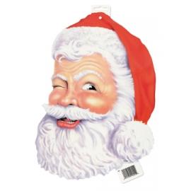 Kartónový výsek Santa