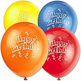 Balóny Brilliant Birthday