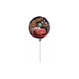 """Mini Fóliový balón 9"""" Cars McQueen"""