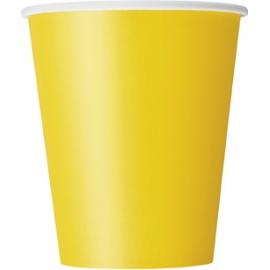 Pohárik žltý