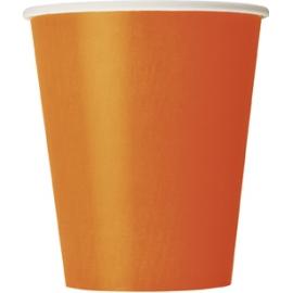 Pohárik oranžový