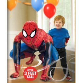 MAXI fóliový spiderman  1m