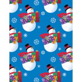 Baliaci papier snehuliak