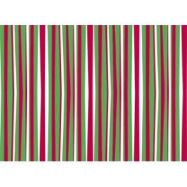 Baliaci papier zeleno - červený