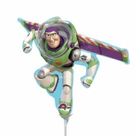 Mini foliový balón Toy Story Buzz Lightyear