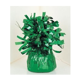 Závažie na balóny zelené