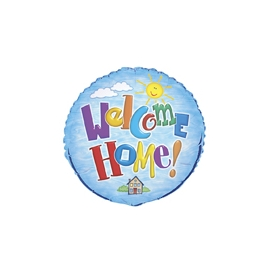 Welcome home fóliový balón