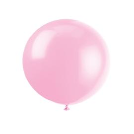 Balón mega veľký ružový