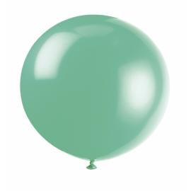 Balón mega veľký smaragdový