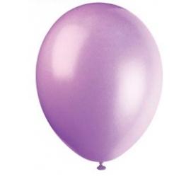 Balóny levandulové 50ks