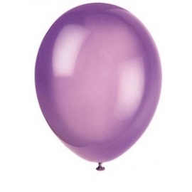 Balóny fialové 50ks