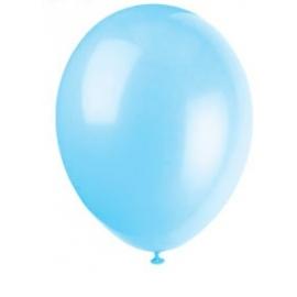 Balóny baby blue 25ks