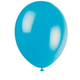 Balóny tyrkysové 25ks