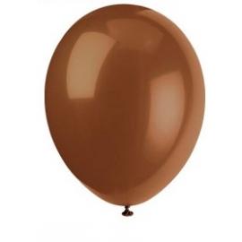 Balóny hnedé 50ks