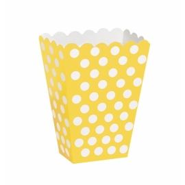 Košíky na drobnosti žlté
