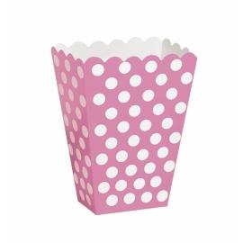 Košíky na drobnosti ružové