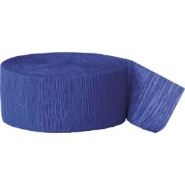 Krepový papier parížska modrá