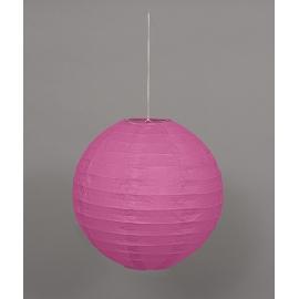 Lampion ružový